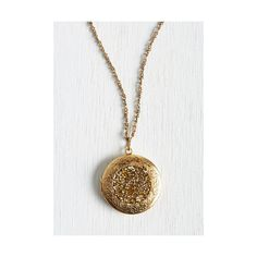 Vintage Inspired Locket Full of Sunshine Necklace ($18) ❤ liked on Polyvore featuring jewelry, necklaces, accessories, gold, locket jewelry, locket necklace, vintage style necklace, floral necklace and polish jewelry