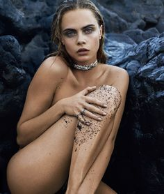 Cara Delevingne for John Hardy Jewelry´s Fall 2014 Campaign
