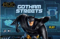 The criminals of Gotham are out in full force, but you can help Batman take them down in Streets of Gotham! Play the game now at http://www.cartoonnetwork.com/games/beware-the-batman/gotham-streets/index.html, and don't miss the all new series Beware the Batman, next Saturday morning at 10a/9c on Cartoon Network, part of DC Nation!