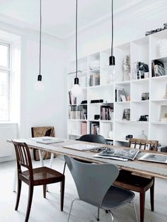 Beautifully Simple and Stylish Copenhagen Home