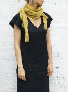 BLACK DRESS (linen 100%) 5 000 RUB