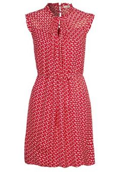 Orla Kiely COME FLY WITH ME - Robe dété - rouge