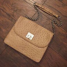 BCBGeneration tan shoulder purse BCBGeneration tan faux leather shoulder purse. Chain strap. Turn lock clasp. Silver accents. Excellent condition! BCBGeneration Bags Shoulder Bags