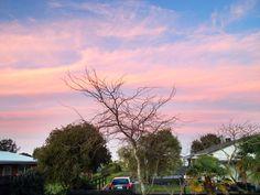 Sunset in Whitianga New Zealand