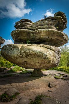 Day-trip to Brimham Rocks, Yorkshire, England - http://livetravelblog.com/?p=331