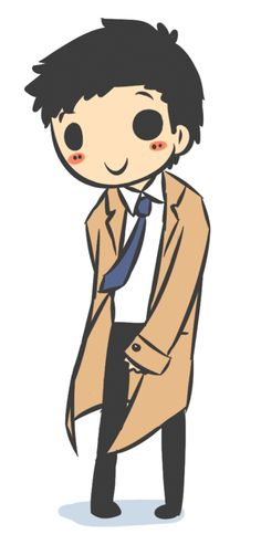 "mishasminions: "" DEAN KNOWS SOMETHING'S OFF WITH CAS BECAUSE HE'S GRABBING THE WRONG SHOULDER """