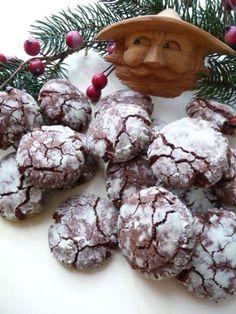 Biscotti screpolati dal cuore morbido, Ricetta Petitchef
