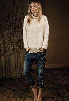 twin set 2016 2017 | La collezione Twin Set Jeans 2016 autunno inverno è una linea ...