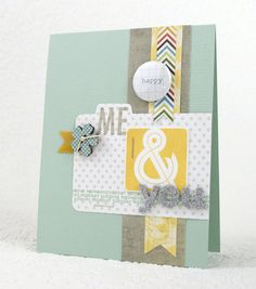 card featuring our 35mm kit from Shari Carroll