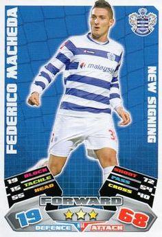 Queens Park Rangers Fc, Trading Card Database, Matcha, Premier League, Collection
