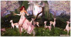 https://flic.kr/p/Gd9JV4 | Michaela - Enchanted Forest - Dreamland 1 - 01 | No Post-Processing.  Enchanted Forest - Dreamland 1  Location: Vixen's Creative Studios Photographer & Model: Michaela Vixen (VampBait69) Set Design & Creation: Michaela Vixen (VampBait69)  Vixen's Log - More Info & Credits Here