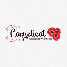 Poppies Logo Template by thumbprintinkdesigns