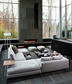 Architectural contemporary design  inspiration.