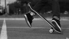 Fondos de Skate en movimiento.