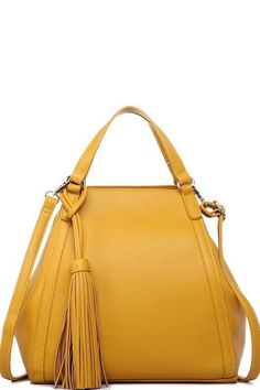 9ce907cc09 Nellie Mustard Classic Tote Handbag Επώνυμες Γυναικείες Τσάντες