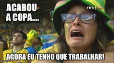 Depressão Fim de Copa do Mundo