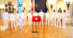 This Naval Academy Tribute To 9/11 Will Bring Tears To Your Eyes. | The Veterans Site Blog