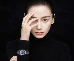 New TAG Heuer Brand Ambassador: Angelababy | LUXUO