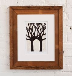 16x20 Arbor One- Matted and Framed Art Print by Andrea Davis // SophiesandCompany, $225.00