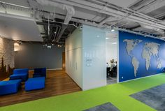 Booking.com Office by OFFCON - Office Snapshots