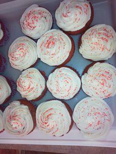 Red Velvet cupcake's