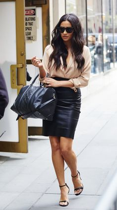 Vogue Baby | celebritiesofcolor: Shay Mitchell out in NYC ...