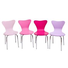 Cadeira Infantil Jacobsen Laca