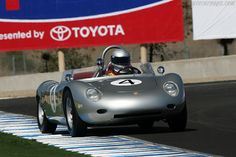 Porsche 718 RS 60 Spyder (Chassis 718-052 - 2007 Monterey Historic Automobile Races) High Resolution Image