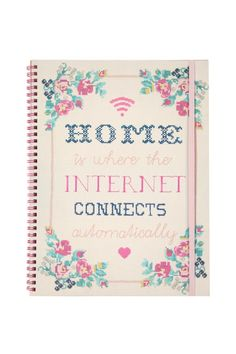 home is where the internet connects automatically