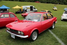 John's Fiat 124 Sport Coupe Retro Cars, Vintage Cars, Fiat Cars, Fiat Abarth, Steyr, Fiat 500, Car Stuff, Cars And Motorcycles, Classic Cars