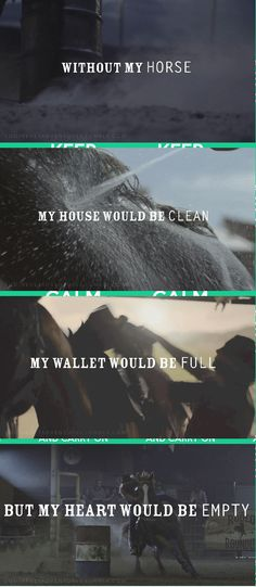 So true! So much has happened in my life these past years and all I need to do is go to my horse Cowgirl And Horse, My Horse, Horse Love, Horse Tips, Rodeo Quotes, Equestrian Quotes, Equestrian Problems, Equine Quotes, Equestrian Jewelry