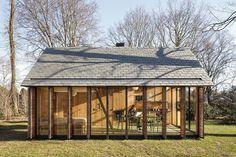 Handmade Cabin Shutters, The Netherlands
