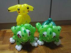 Pokemon Balloons, Balloon Face, Balloon Decorations