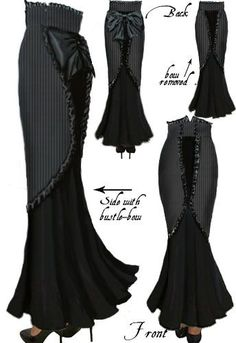 http://www.tbdress.com/product/Stripes-Knot-Fishtail-Womens-Victorian-Skirt-Plus-Size-Available-11468844.html