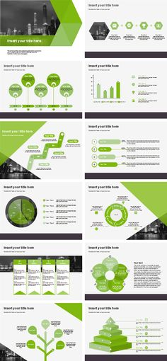Healthy lifestyle presentation example powerpoint templates this green business presentation template certainly has the right aesthetic aspects for your presentation click to free download these toneelgroepblik Image collections