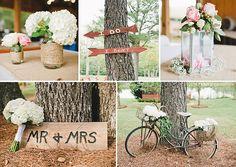 Jennifer - Vintage Wedding at Spring Lake Georgia 291