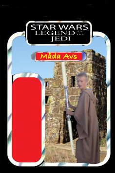 Jedi Master Måda Avs Star Wars, Baseball Cards, Starwars, Star Wars Art