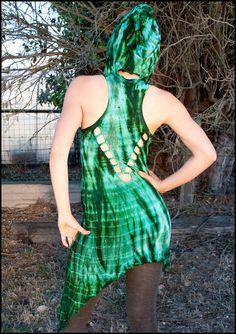 Pixie Girl Tie-dye Hoodie by Cali Kind Clothing Co. - Cali Kind Clothing Co.