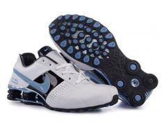 Nike Shox Oz White