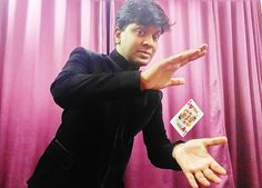 "Magician Prasun Roy Chowdhury: ""I like performing close-up illusions, street illusions and larger than life illusions, I feel this form of entertainment has a good demand globally."" - Read more: http://www.washingtonbanglaradio.com/content/115037015-australian-bengali-prasun-roy-chowdhury-new-star-illusion-born-youtube#ixzz3sRQSiqSL  Via Washington Bangla Radio®  Follow us: @tollywood_CCU on Twitter"