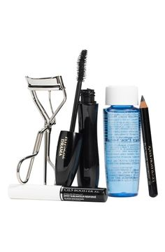 Lancôme's go-to kit for dramatic lashes