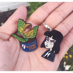 Baby Audrey 2 and Cartoon Lydia are back in stock! All Lydia pre-orders will ship tomorrow  #killemwithcuteness #babyaudrey2 #audrey2 #littleshopofhorrors #feedmeseymour #venusflytrap #lydiadeetz #cartoonlydia #beetlejuice #90s #90snostalgia #pin #pins #pinsofig #pinstagram #pinsfortrade #pingame #pingamestrong #pinaddict #pinaddiction #pinaction #lapelpin #lapelpins #enamelpin #enamelpins #flair #flairgame #patchgame #patchcommand #merchgame by killemwithcuteness