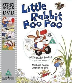 Little Rabbit Foo Foo (Book & DVD) by Rosen, Michael Paperback with DVD Edition (2009), http://www.amazon.co.uk/dp/B00DO8TJOS/ref=cm_sw_r_pi_awd_jzU5sb0EN5TQC