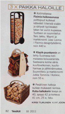 Talo ja Koti / Lokakuu 2011