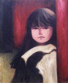Obra De Arte >> Maria Cecilia Scaffo Dutra >> Niña