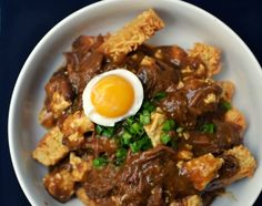 Culinary Bro-Down » Blog Archive » Ramen Poutine & Bridging Cultural Gaps Through Fusion Food