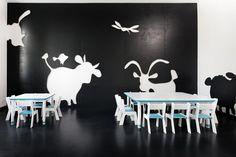 El jardín de infancia más cool está en Polonia