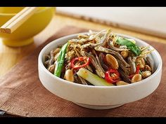 Pin it for later. Find out more dried seafood. Asian Recipes, Ethnic Recipes, Some Recipe, Korean Food, Japchae, Seafood, Frozen, Food And Drink, Cooking