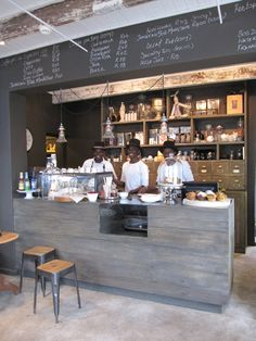 haas - one of my favourite coffee shops in Cape Town.
