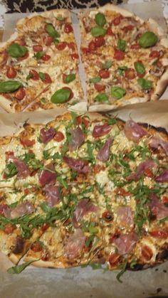 Tylko domowa... #pizza